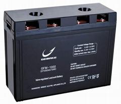 2V1000AH sealed lead acid battery