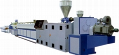 Multi-Function Foam PVC Pipe Production Line