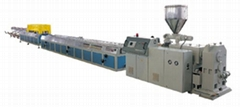 PVC Window and Door Profiles Extrusion Line