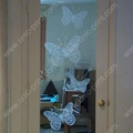 Butterfly Static Cling Sticker (WIndow