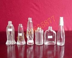 玻璃瓶,香水瓶,指甲油瓶,精油瓶,化妆品瓶各种瓶盖深加工等