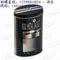 侯臣铁罐咖啡罐 5