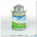 內蒙古蒙尚牛軋糖鐵罐