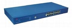 Full Rj45 Port Ethernet Switch, FX Port + RJ45Port Ethernet Switch