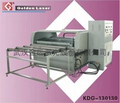 Electro etching machine
