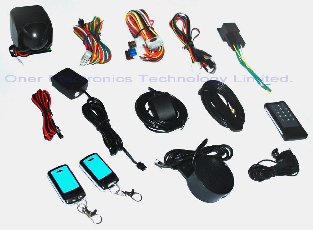Model CT03 GSM+GPS+GPRS vehicle locator 3