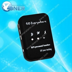 Mini Size Portable GSM/GPS Tracker with Replaceable Li-battery