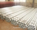Hot galvanized seamless steel pipe ZN coating 300-550g/m