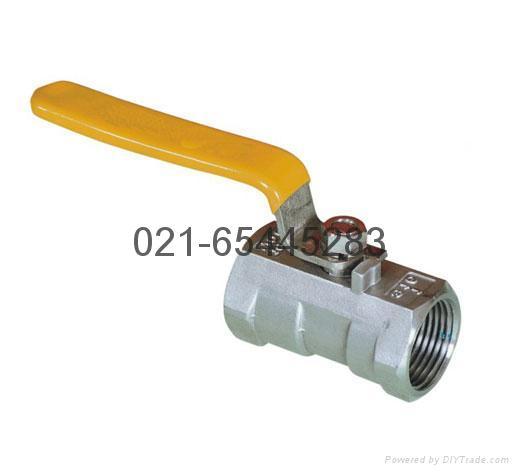 螺纹球阀 - q11f-16c - 尼必可 (中国 上海市 生产商)图片