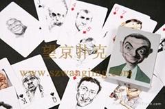 娛樂撲克,汽車撲克,地產撲克,保險撲克,