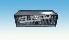 專業12路固定頻道(捷變)一體化機頂盒共享器