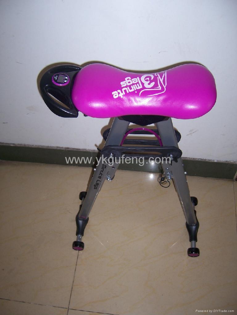 3 minutes leg/leg trainer exerciser  5