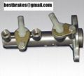 brake master cylinder brake wheel