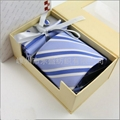 100% Silk Necktie Gift Set