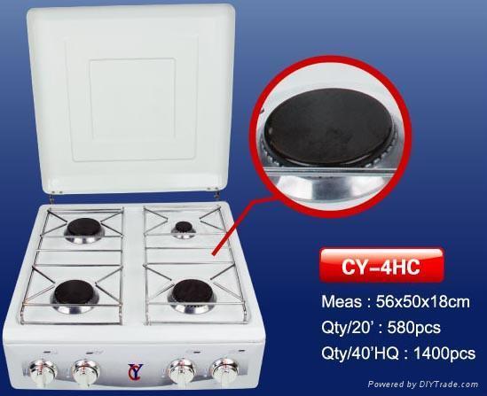 European Gas Cooker 1