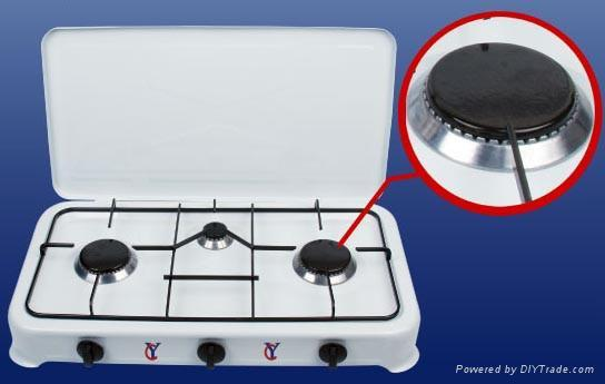 European Gas Stove 1