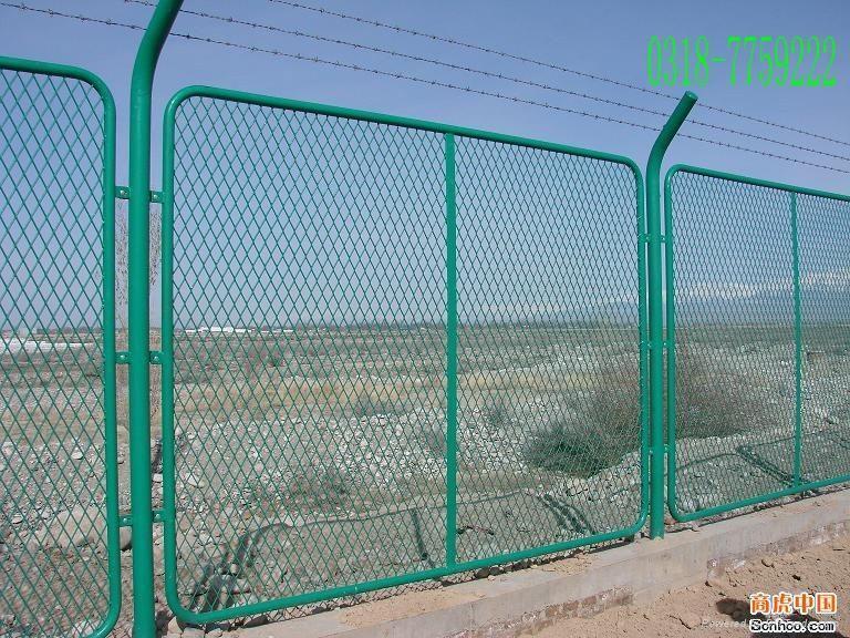 专业生产框架防护网 1