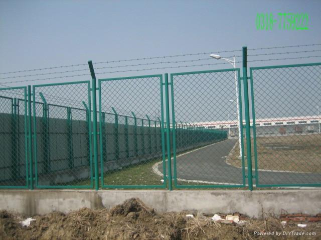 专业生产框架防护网 3