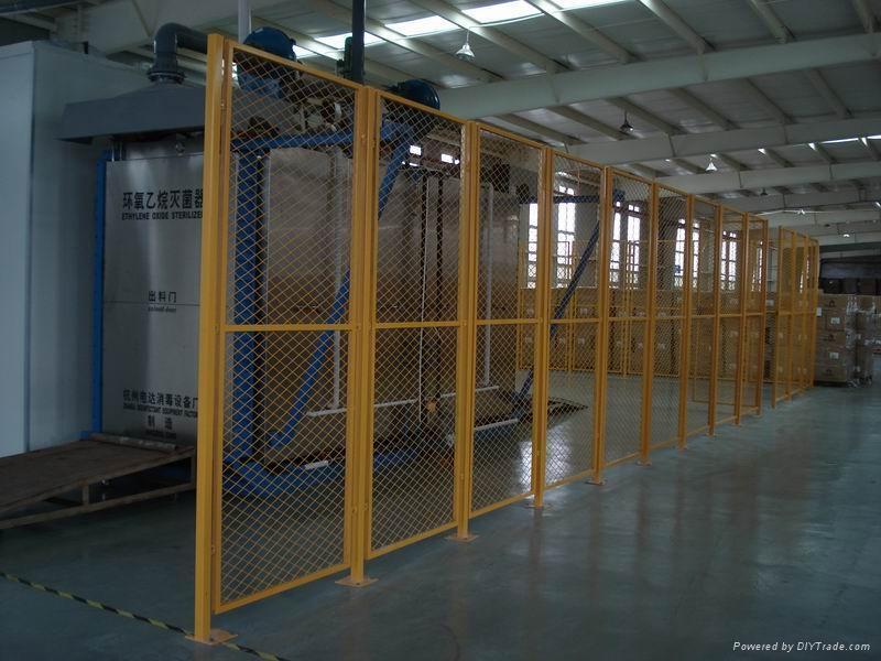 专业生产框架防护网 4