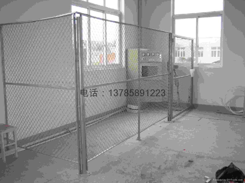 车间围栏 2