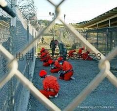 監護鐵絲圍牆