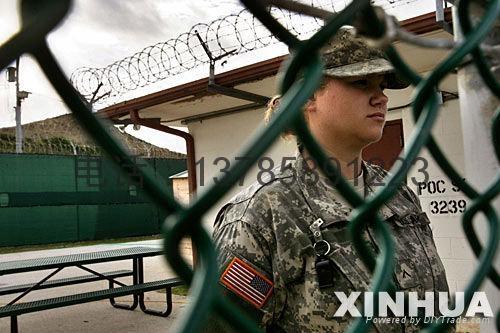 監護鐵絲圍牆 2