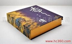 青島月餅包裝盒生產