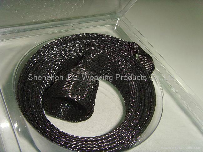 Fishing rod braided sleeving 3