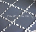 hot-dipped galvanized razor wire