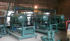 Used engine/motor/car oil recycling machine