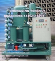 Double stage vacuum transformer oil