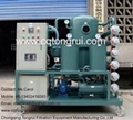 Single stage vacuum transformer oil