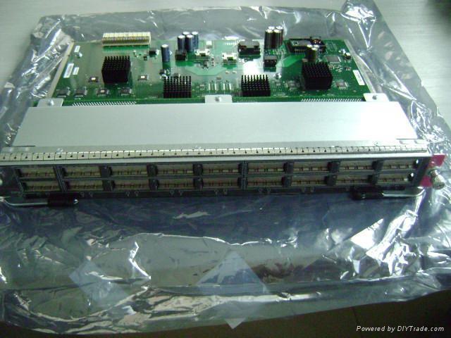 二手思科模塊 WS-X4418-GB 2