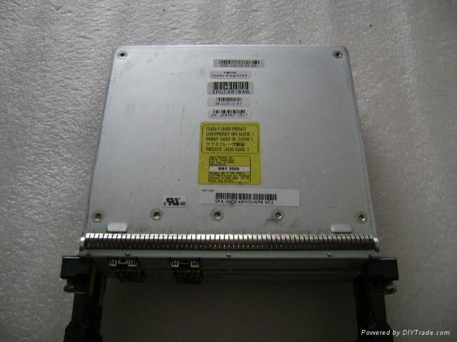 二手思科模塊 SPA-2XOC48POS/RPR 5