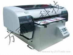 印制行业全新模式-A2万能打印机