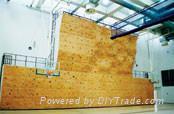 專業供應攀岩牆施工