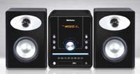 2.0 mini home theater system with DVD player