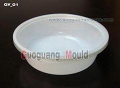 薄壁塑料碗制品