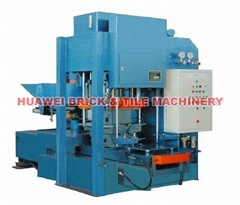 NAU-120F Roof tile machine