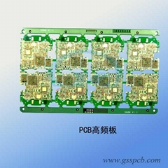 gold plating PCB