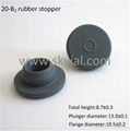20mm bromobutyl rubber stopper