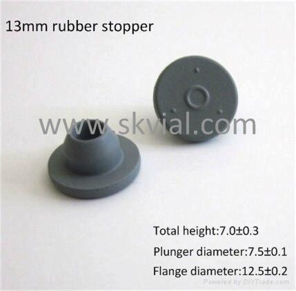 13mm butyl rubber stopper 1