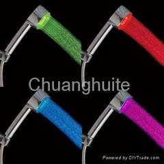 LED单色发光花洒(颜色可选)CHT-1101