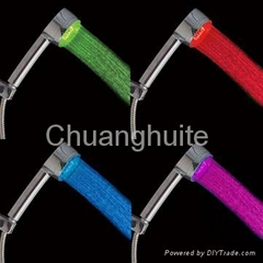 Sigle Color LED Shower head (7 Color for your choice) CHT-1101