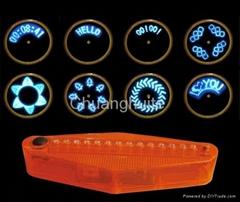 14 LED Bike Bicycle Wheel Spoke Light CHT-0309