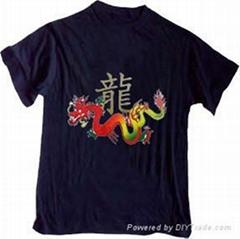 T恤衫,广告衫,文化衫/热转印