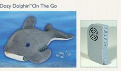 音乐海豚玩具