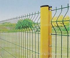 折彎護欄網
