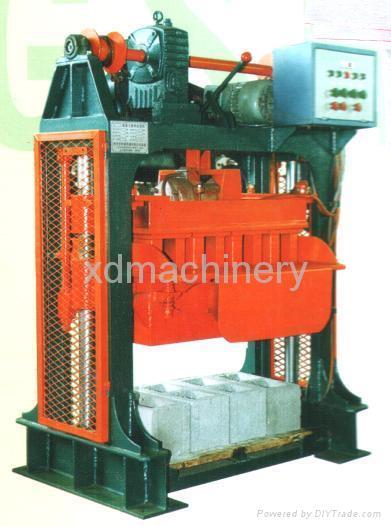 Blcok Making Machine (XD4-30) 1