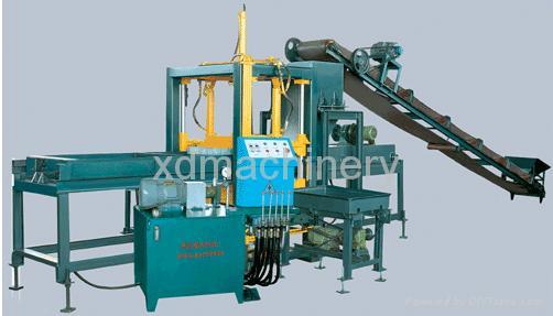 Block Making Machine (XD3-20) 1